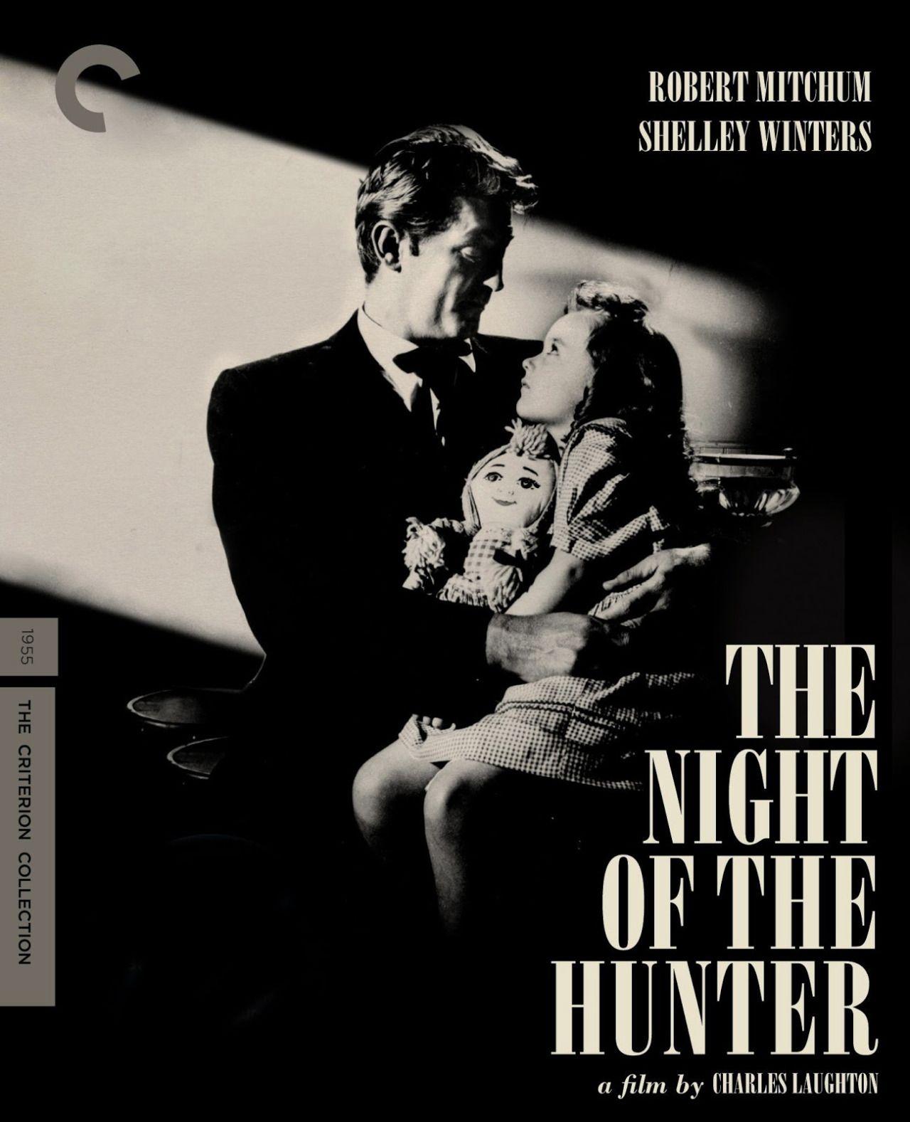 La Nuit Du Chasseur Film : chasseur, Mannequinsvitrine, Film,, Noir,, Affiche