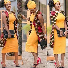 African fashion, Ankara, kitenge, Kente, African prints, Braids ...