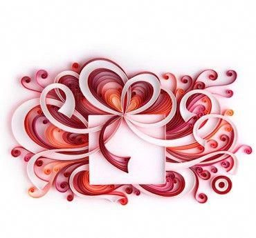 Cool Quilling Design #bigquillingproject