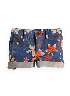 Pumpkin Patch mango sorbet shorts