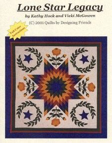 Lone Star Legacy by Vicki McGowen from Quakertown Quilts | Quilt ... : quakertown quilts - Adamdwight.com