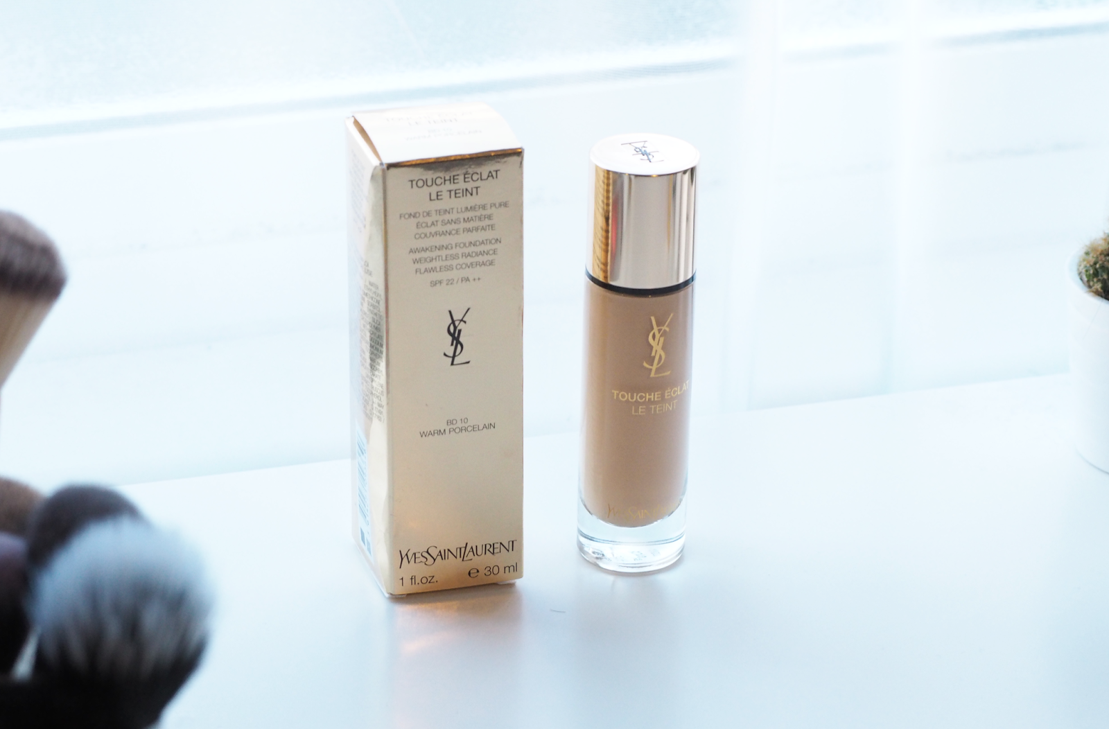 Laura Hadley A Beauty & Lifestyle Blog YSL Touche Éclat