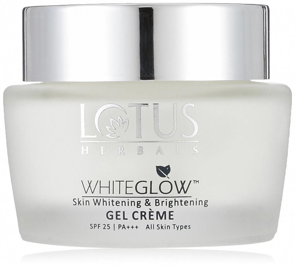 Whiteglow Skin Whitening And Brightening Gel Cream Spf 25 60g Lotus Axe Signature Edt Mysterious 122ml Free Deodorant Roll On 50ml Pouch Herbals Lotusherbals