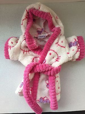 build a bear Hello kitty robe - pink and white https://t.co/i8GTgGXvYh https://t.co/Xqnpf6S1sA