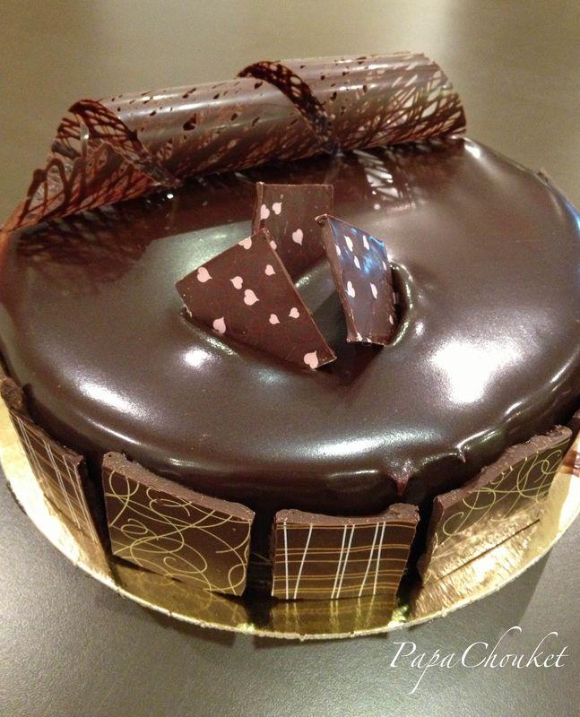 Le Royal Chocolat Recette CAP Chocolate Pinterest Royal - Recette cap cuisine