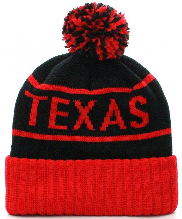 981eaf2abbe242 Hats & Caps, Men's Hats & Caps, Skullies & Beanies, Texas Cuff Beanie