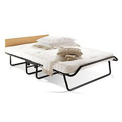 This Jaybe Sovereign Folding Double Guest Bed Has A Pocket Sprung Mattress With A Medium Firmness That Of Folding Beds Folding Guest Bed Pocket Spring Mattress