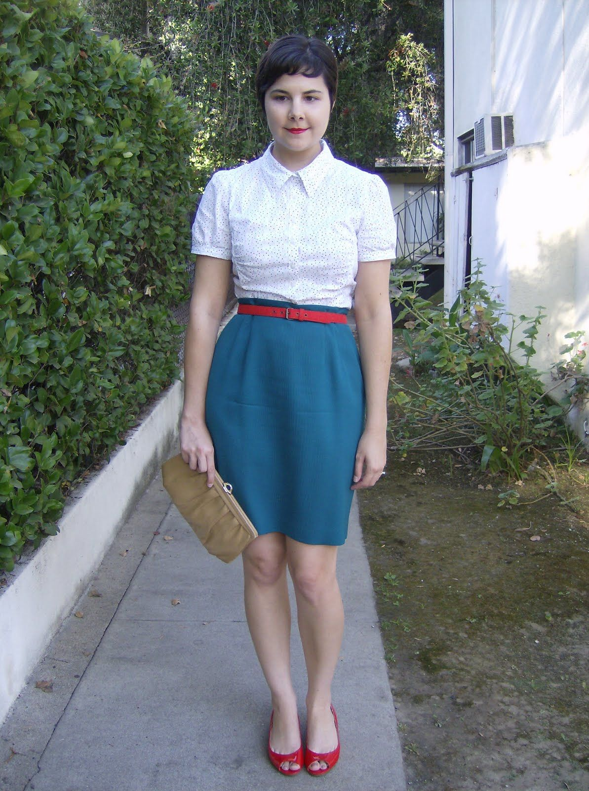 09e0c4157 29 Skirts: Thrifted Thursday No. 15 | My Blog Outfits | Thrifting ...