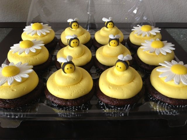 Bumble Bee : The Sweet Themed For Your Baby Shower Ideas