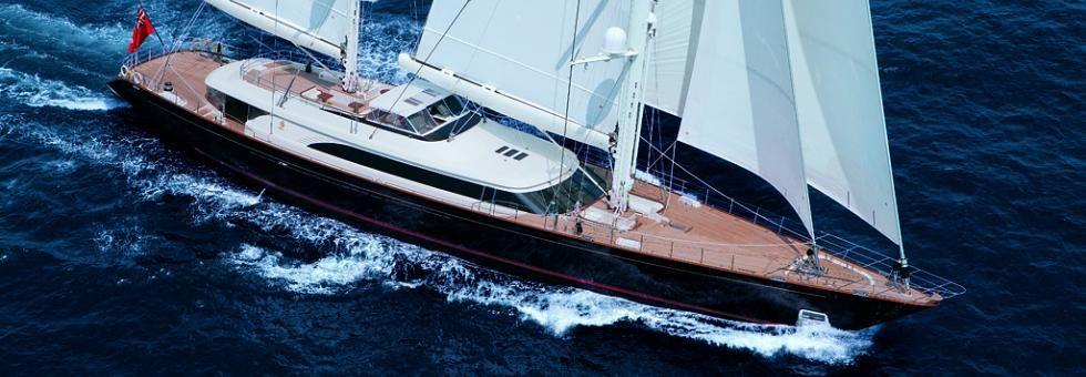 Sailing Yacht Fidelis | PERINI NAVI