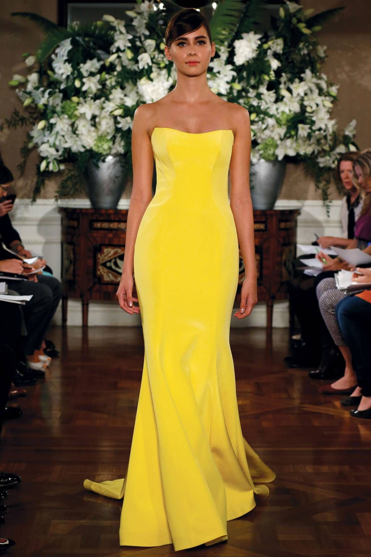 Romona keveza spring evening gowns pinterest spring