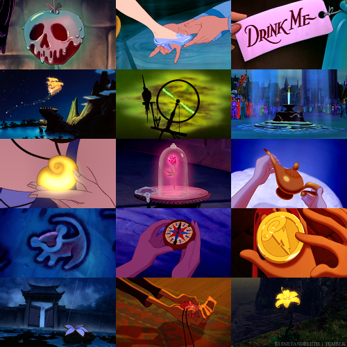 This Is Perfect! Apple, Drink Me, Lion, Hercules Coin And