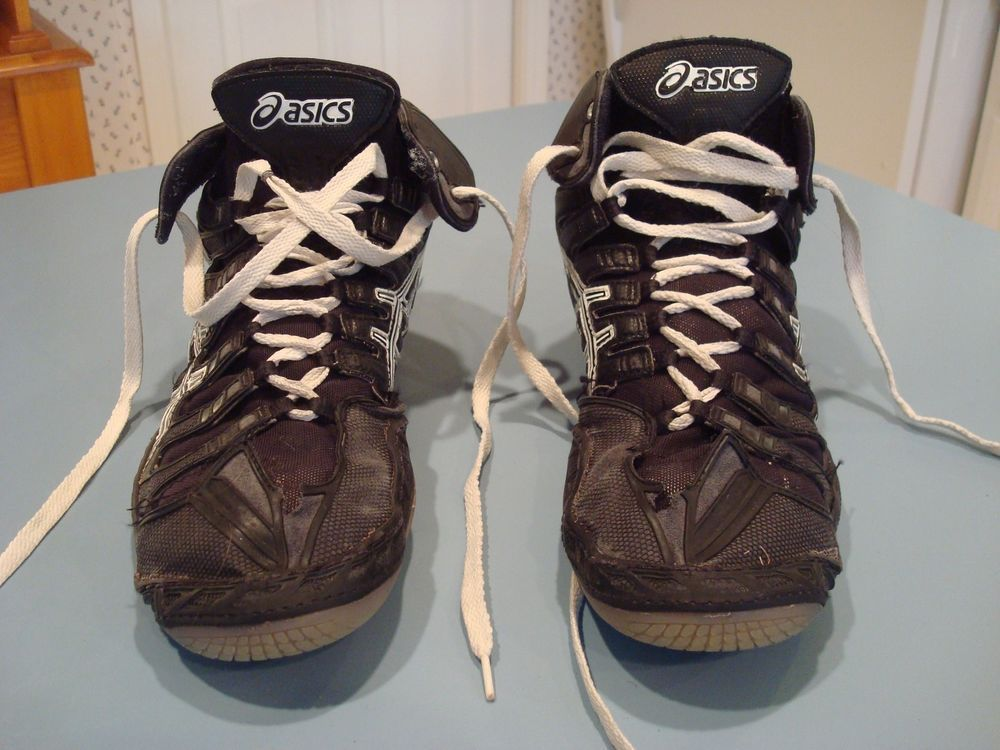 ASICS Men's Omniflex Pursuit Wrestling Shoes SIZE 11 #ASICS #WrestlingShoes