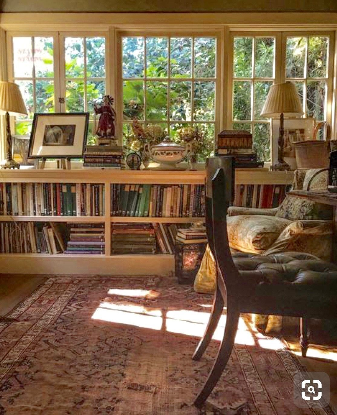 Amazing Sunroom Ideas on a Budget  Cozy house, Home library