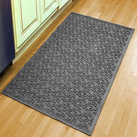 Weather Guard Leaf 34.5  x 58  Door Mat ... & Weather Guard Leaf 34.5
