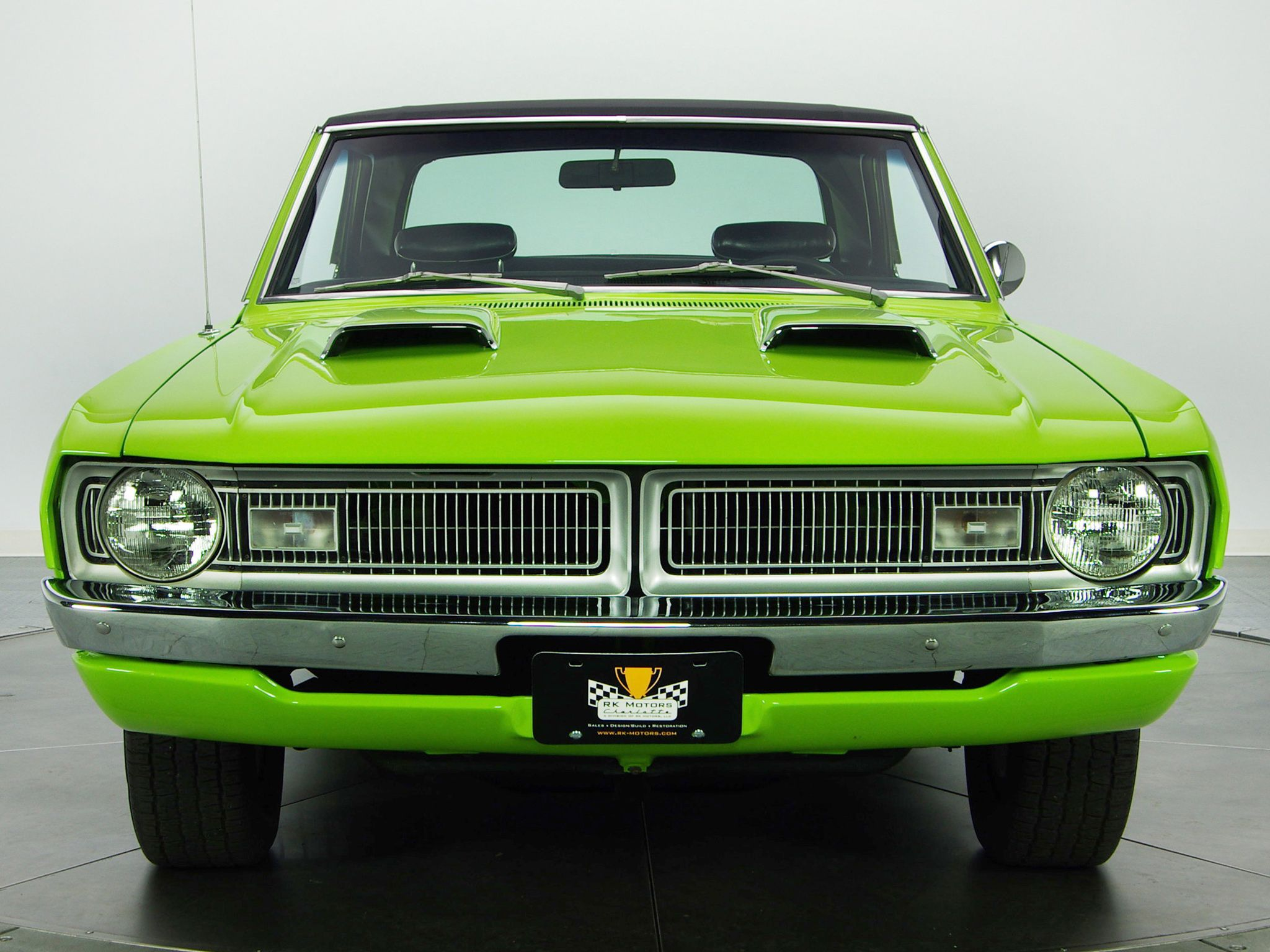sublime green 1970 dodge dart swinger 340 http www musclecardefinition com [ 2048 x 1536 Pixel ]