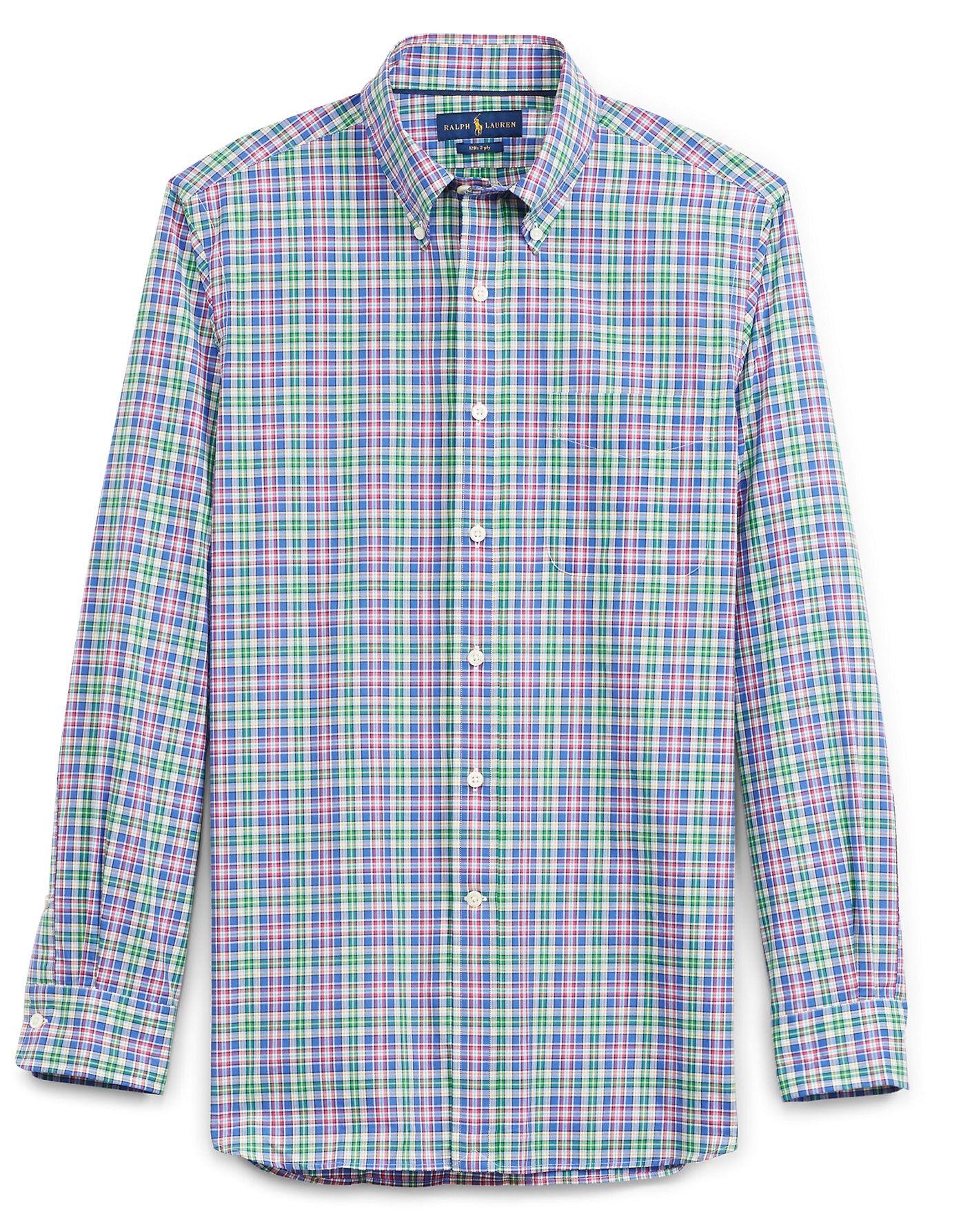 02effc847ff POLO RALPH LAUREN Cotton Poplin Sport Shirt. #poloralphlauren #cloth #all