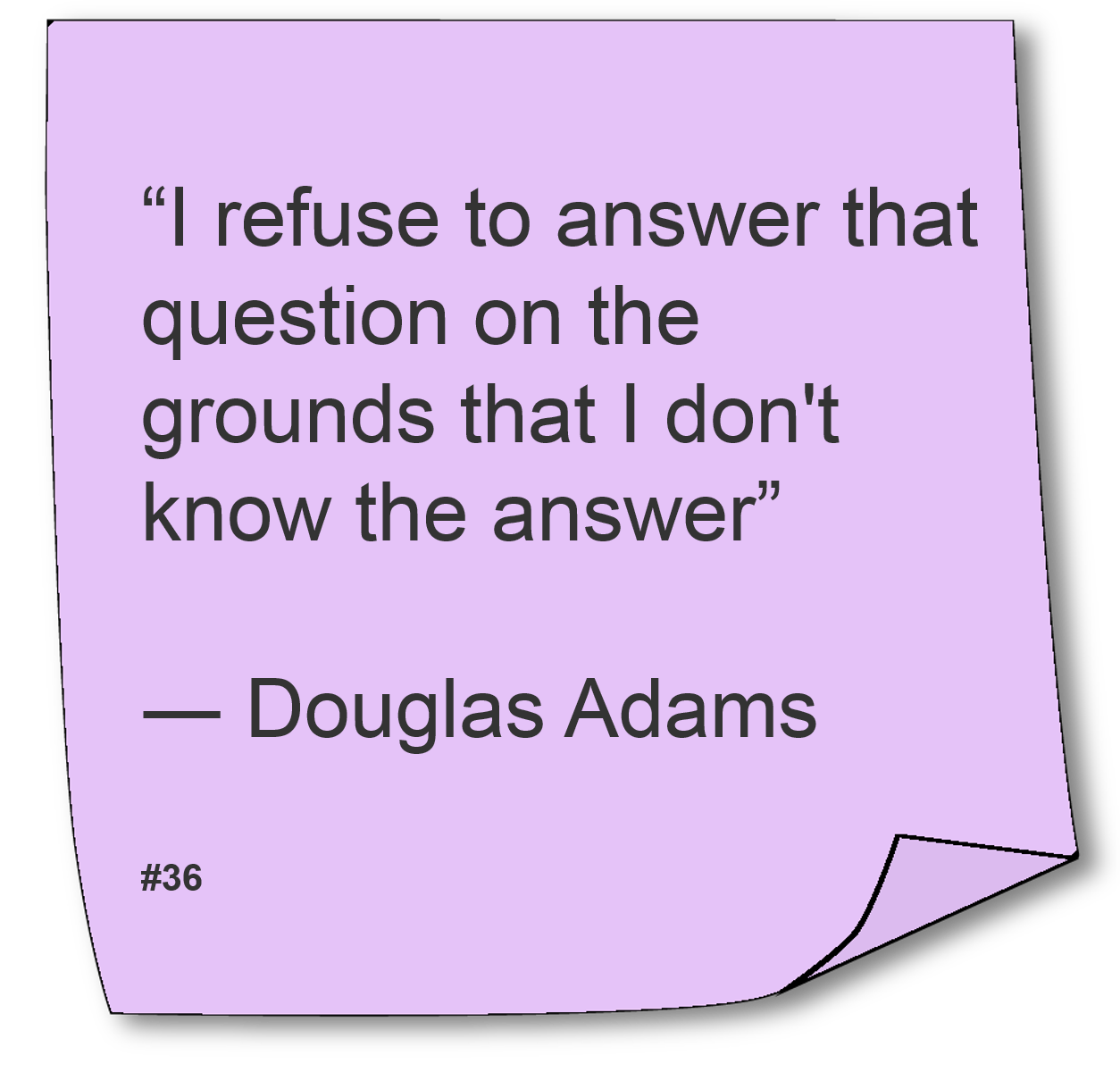 Pin By Jennifer Smulo On Quotes Douglas Adams Hitchhikers Guide To The Galaxy Galaxy Quotes