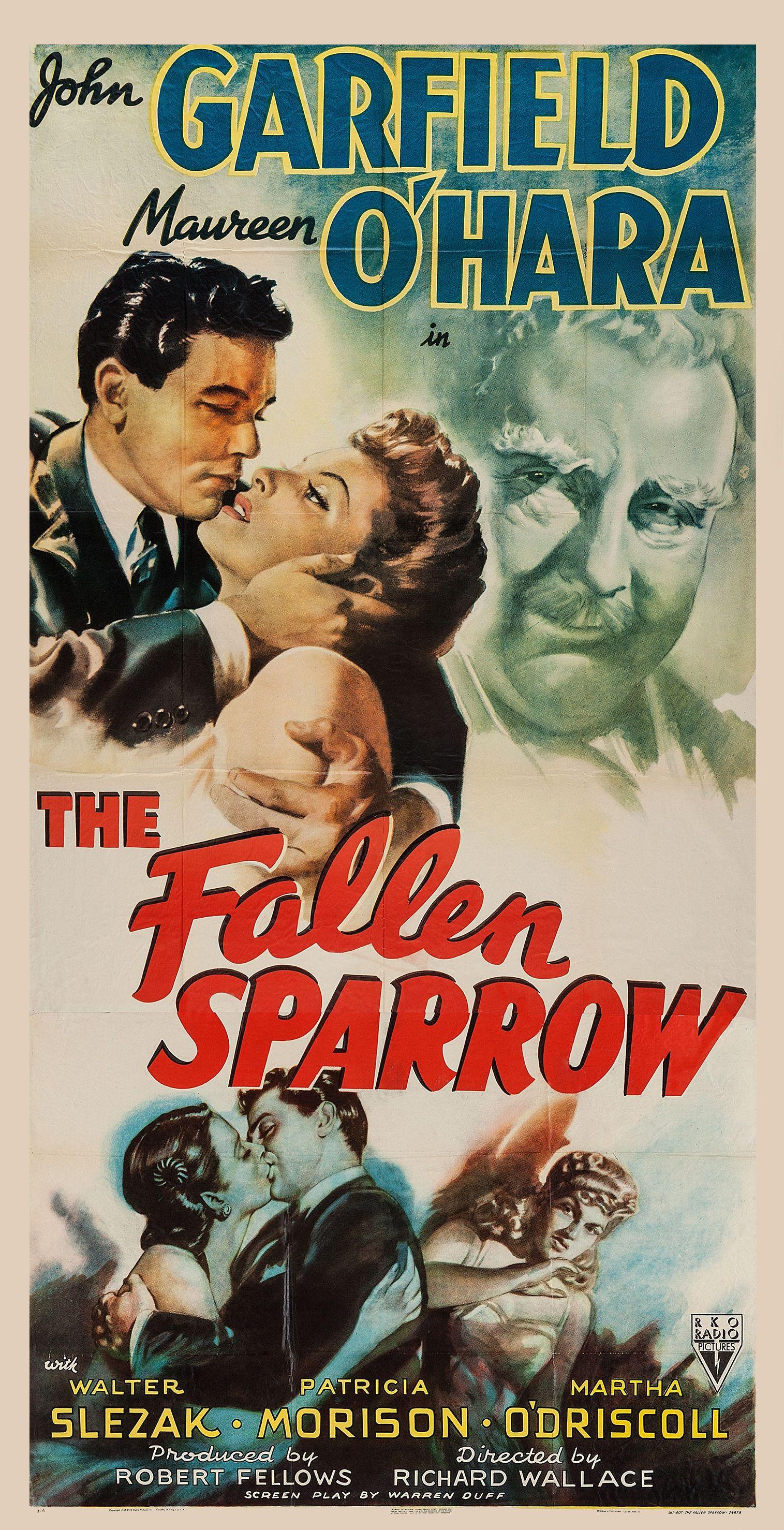 """""""The Fallen Sparrow"""" (1943)"""