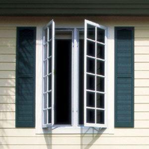 Open Window From Outside