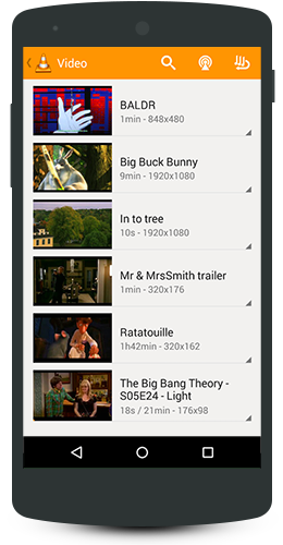 AndroidWorld: VLC for Android v1 0 1 (All Versions) apk