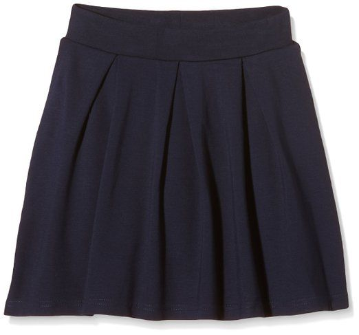 NAME IT Girl's Skirt -  Blue - 140 cm