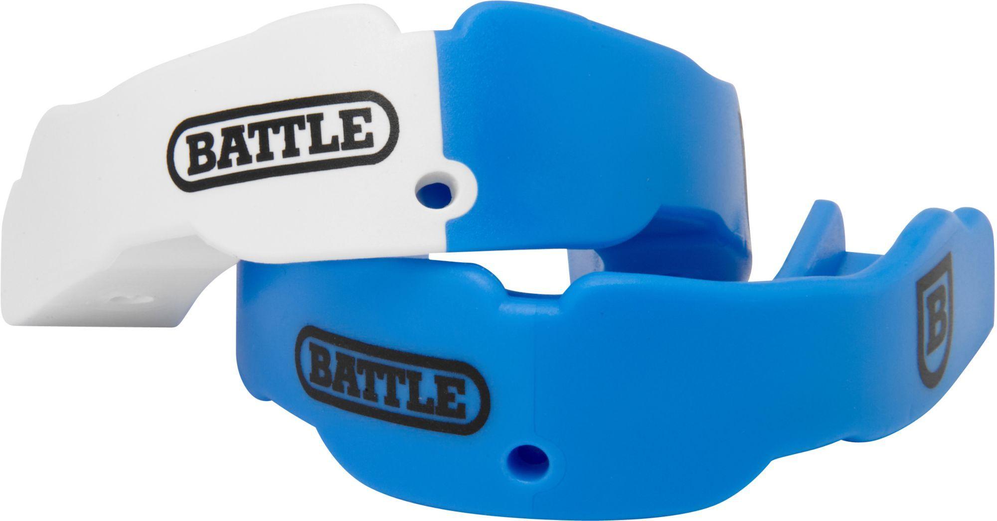 Battle adult twocolor mouthguards mouth guard battle
