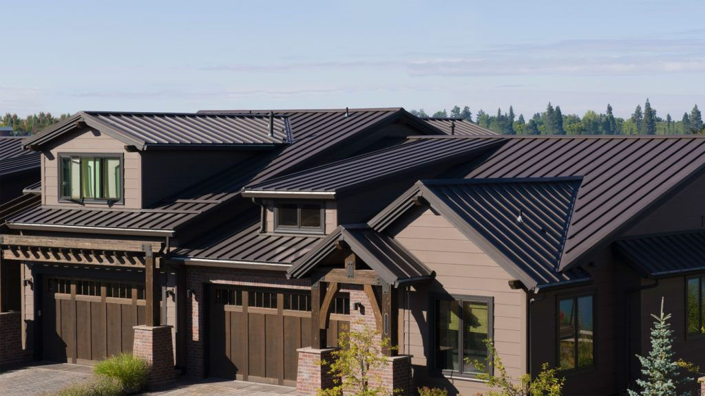 The Pros and Cons of Metal Roofing Metal roof, Metal