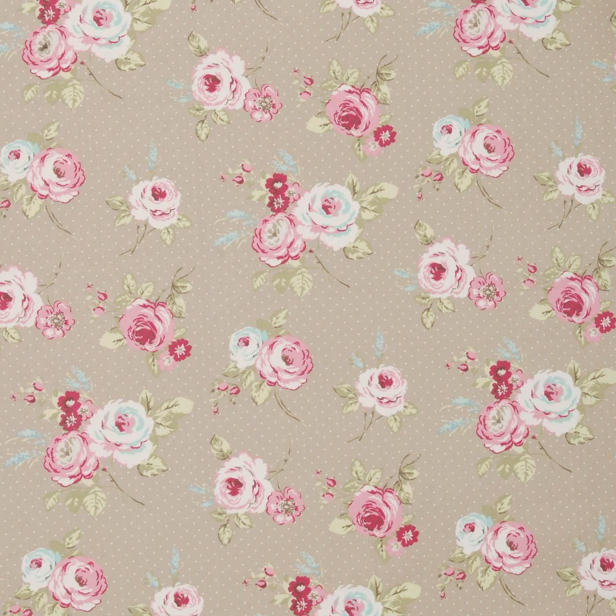 English Rose Curtain Fabric Rose Curtains Floral Curtains