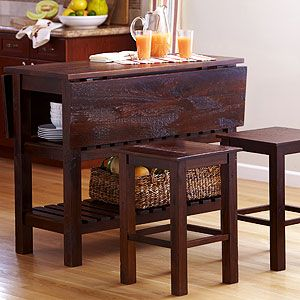 Drop Leaf Counter Height Table Iu0027m Wondering If I Want To Do This On