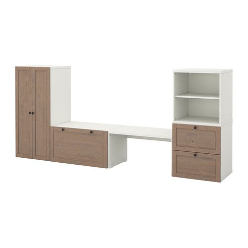 stuva storage combination with bench ikea storage add a bench cushion and a chair u003d desk and reading nook