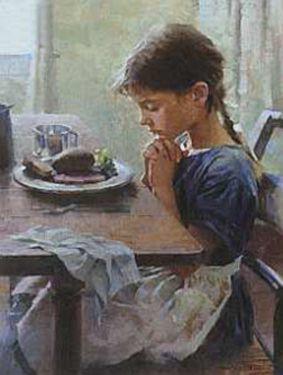 A Thankful Heart by Morgan Weistling. (Cheryl Mudd)