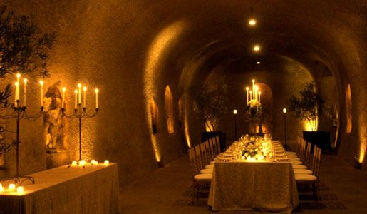Dinner in the Caves