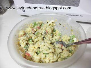 Jay Tried and True: Macaroni Salad #stoptheyuck