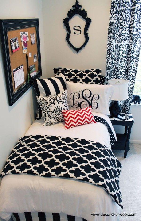 8 Diy Projects To Dress Up Your Cork Boards Dorm Room Bedding Bedroom Design Dream Rooms