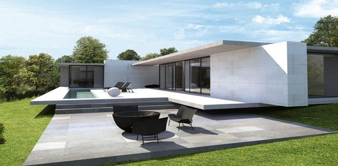 maison contemporaine lyon tutifruti Pinterest Archi design - facade de maison contemporaine
