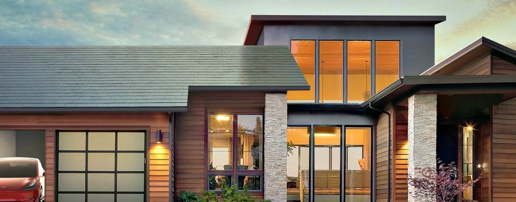 Tesla's highlyanticipated solar roofs go up for preorder