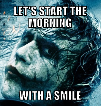 546878 165135547003542 1309980638 N Png 340 356 Good Night Image Joker Quotes Funny Horror