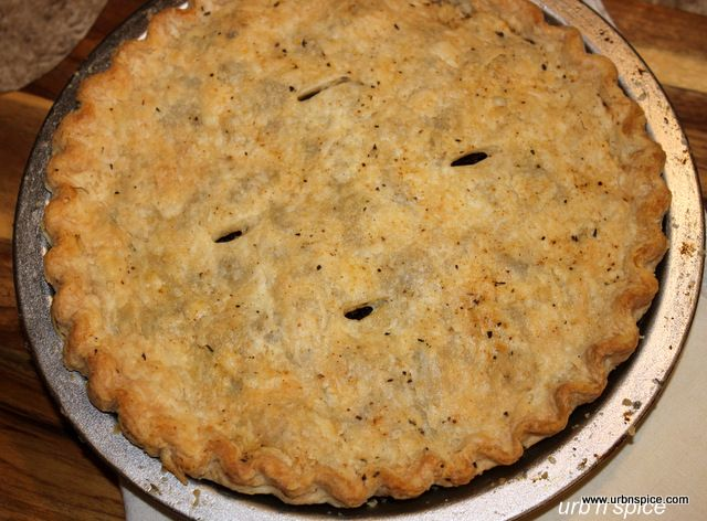 WTF!!! Wonderfully Tasty Foods!  My Mom's Tourtiere - a French Canadian Classic  from Urb'n'Spice | urbnspice.com