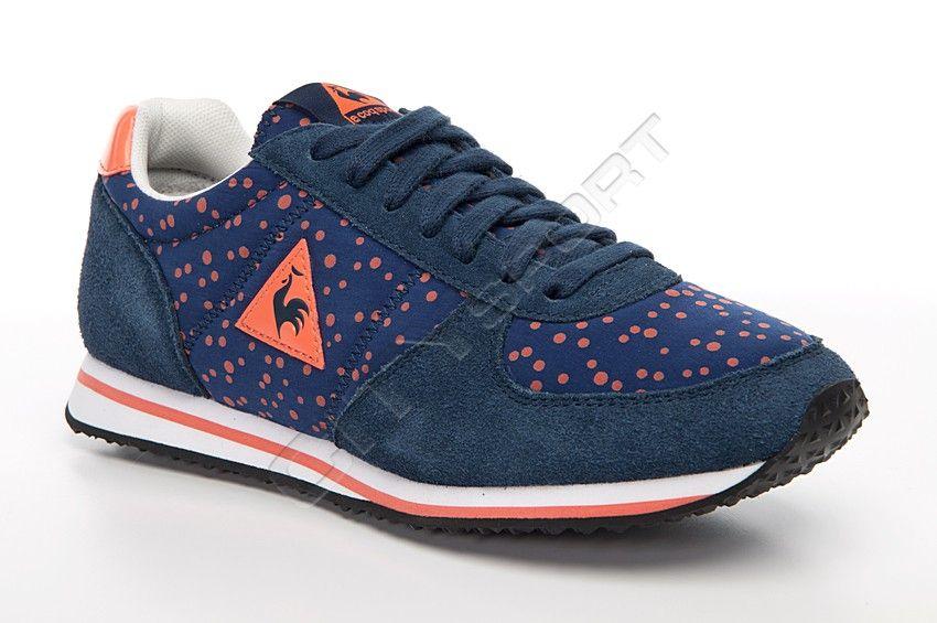 Le Coq Sportif Buty Damskie Bolivar W Dots Dress Blues Adidas Nike Reebok Puma And 1 Buty Sportowe Blue Adidas Adidas Nike Dc Sneaker