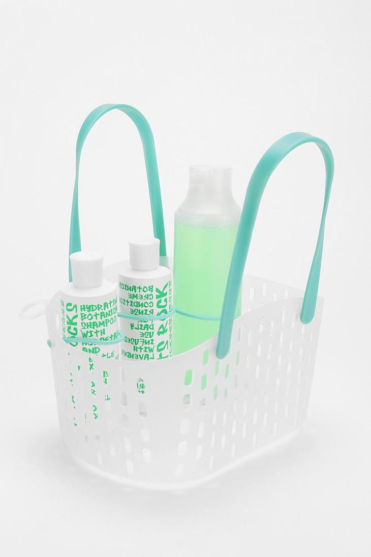 Bundle Shower Caddy | College! | School beauty essentials
