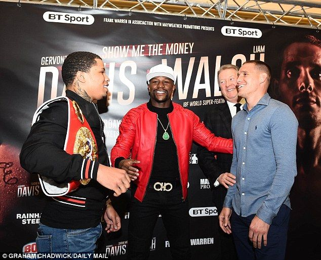 Gervonta Davis Grew Up In Baltimore Projects Made Famous In The Wire Floyd Mayweather Floyd Davis