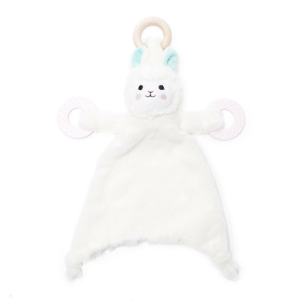 Happy Sidekick Teething Lovey - Loretta the Llama | Project ...