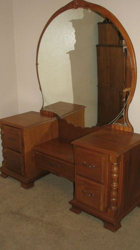 Check Ebay Deal Of Today Bedroom Vintage Antique Vanity Bedroom Vanity