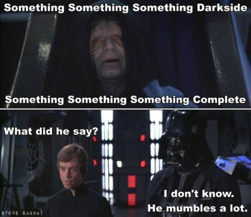This Made Me Laugh More Than It Should Historymemes Prequelmemes Starwars Historical Memes Star Wars Humor History Humor