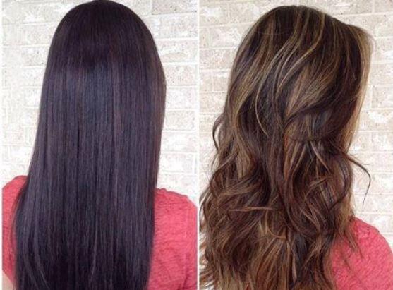 How To Lighten Dark Hair Remedies To Naturally Lighten