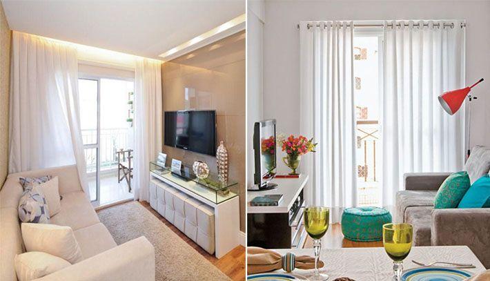 apartamento pequeno quartos blog and decor