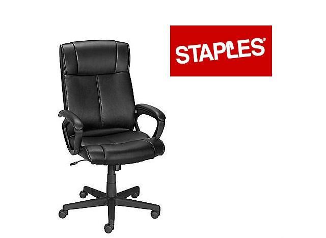 Staples | Up to 53% Off During The Summer Chair Event $19.99 (staples.com)