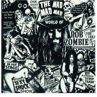 Rob Zombie Art In 2019 Rob Zombie Art Zombie Art Rob Zombie