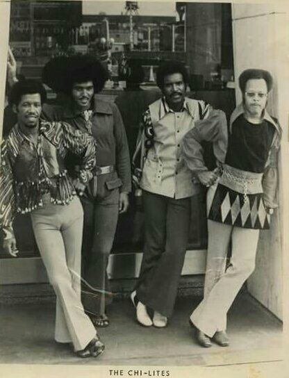 The CHI-LITES | Soul music, Funk bands, Black music